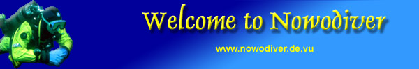 Nowodiver: Welcome to my website